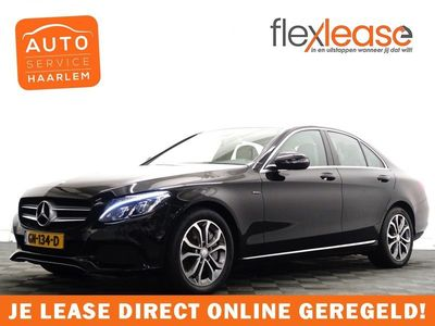 tweedehands Mercedes C350e Prestige AMG Ed Autom- Navi, Camera, Hleer, Xenon, 71 dkm !