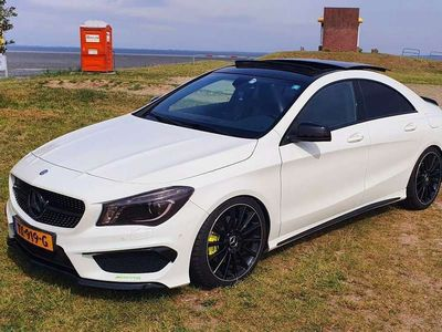 tweedehands Mercedes CLA220 CDI 7G-DCT Edition 1 AMG line