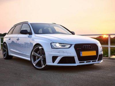 tweedehands Audi RS4 4.2 FSI quattro Full option Akrapovič Keramisch Al