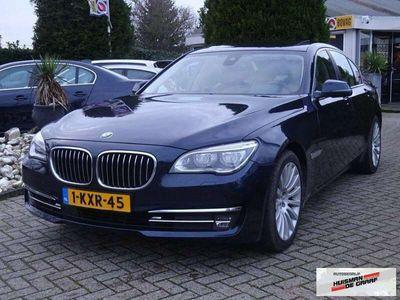 tweedehands BMW 740 740 D X-Drive High Exe 2012 Facelift Topuitvoering