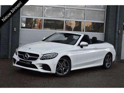 tweedehands Mercedes 200 C-Klasse CabrioletAMG | Distronic | Cabrio Comfort Pakket