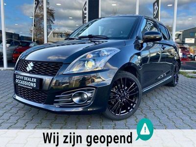 tweedehands Suzuki Swift 1.6 Sport Black Edition 5-Deurs Cruise control