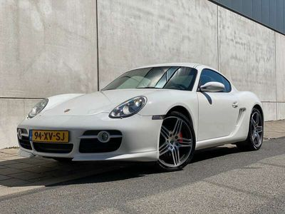 tweedehands Porsche Cayman 3.4 S Handgeschakeld, 53.000 km Collectors Item!