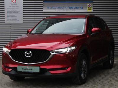 tweedehands Mazda CX-5 2.0 SkyActiv-G 165 Skylease+ NAVI,LED