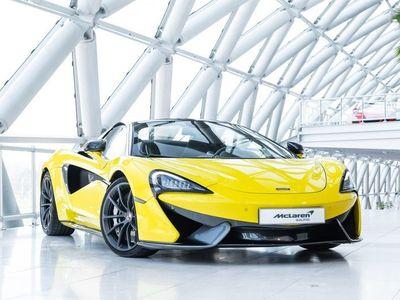 tweedehands McLaren 570S Spider | Bucketseats | Carbon Exterior |