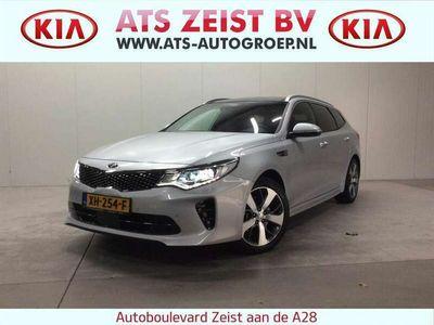 tweedehands Kia Optima Sportswagon 1.7 CRDi 141pk DCT7 GT-Line BTW/NL Aut