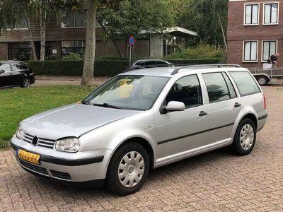 tweedehands VW Golf Variant 1.6-16V Trendline Stuurbekrachtiging! Goed rijdend