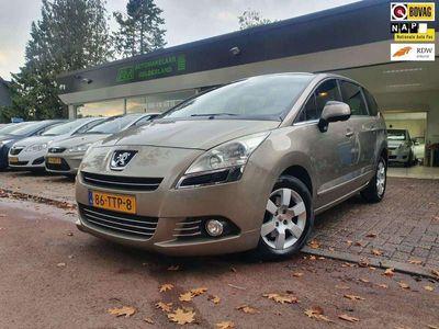 tweedehands Peugeot 5008 1.6 THP Active 5p. 2e Eigenaar/Aitomaat/Navi/Airco