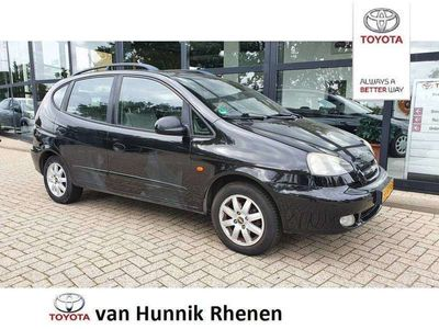 tweedehands Chevrolet Tacuma 2.0 Automaat Exclusive Leer Trekhaak