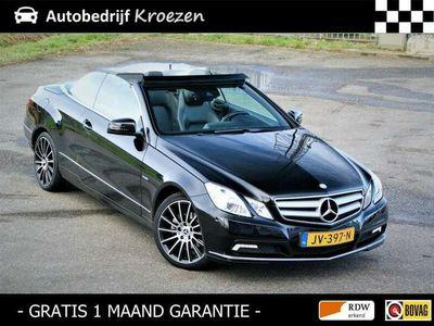 tweedehands Mercedes E250 Cabriolet CGI Elegance * Automaat * Vol Leder *