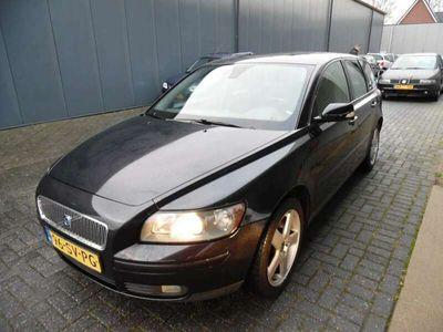 tweedehands Volvo V50 2.4 EXCLUSIVE