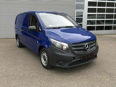 tweedehands Mercedes Vito 109 CDI L+R Bott inrichting/Cruise