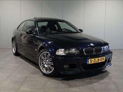 tweedehands BMW M3 3-serie Coupé 3.2 343PK | CarbonSchwarz | IN TOP C