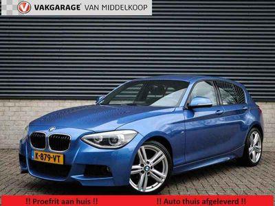 tweedehands BMW 116 1 Serie i M Sport Edition/Clima/Pdc/NWST!!