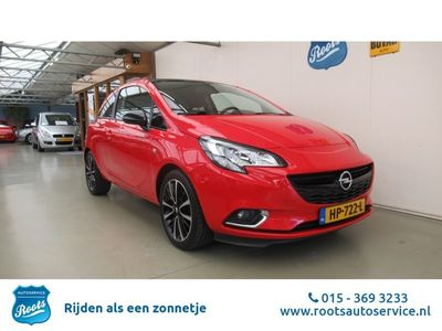 tweedehands Opel Corsa 1.0 T. Color Edition NWE MODEL *1e EIG.*AC*TREKH.*CRC*DEALER-O.H.