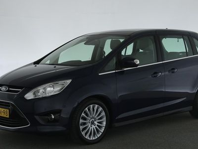 tweedehands Ford Grand C-Max 1.0 EcoBoost 125pk Titanium 7 persoons