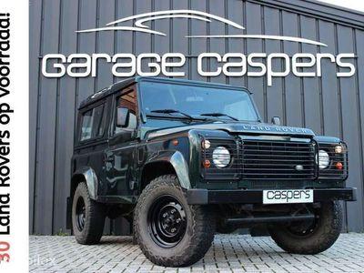 """tweedehands Land Rover Defender 2.4 TD HT 90"""" SE"""