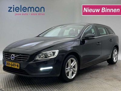 tweedehands Volvo V60 2.4 D6 Plug-in Hybrid Summum automaat ex. BTW
