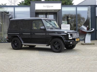 tweedehands Mercedes G55 AMG AMG KOMPRESSOR | +476 PK | INTRAX SUSPENSION |