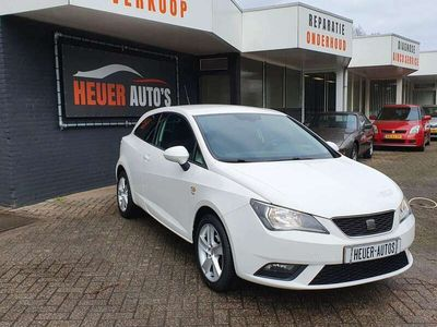 tweedehands Seat Ibiza SC 1.2 TSI Style 2013 NW APK climate controle