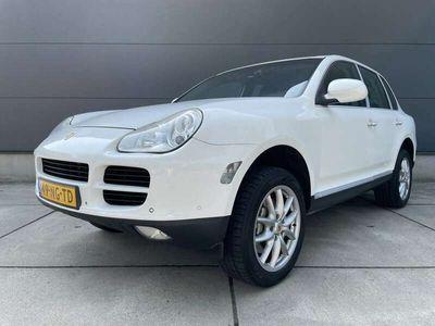 tweedehands Porsche Cayenne 4.5 S AUT, LEDER, 3D NAVIGATIE, ECC-AIRCO