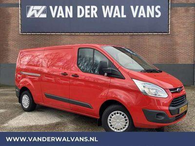 tweedehands Ford Custom Transit2.2TDCI 125pk L2H1 Airco, 2x zijdeur, 2800kg trekv