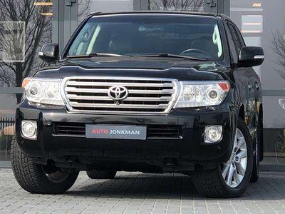 tweedehands Toyota Land Cruiser V8 4.5 D-4D Executive 7p. JBL, 360 Camera, Navi, 2