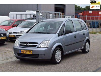 tweedehands Opel Meriva 1.6 Essentia   Airco   Cruise   NAP + APK 3-2021