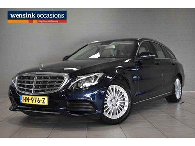 tweedehands Mercedes E350 C-Klasse EstateLease Edition | stoelverwarming | Navigatie | Cruise control |Έlectric. kofferbak