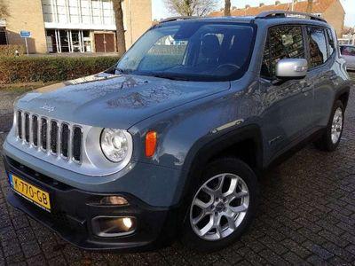 tweedehands Jeep Renegade 1.4 M.Air Limited Veel extra opties nieuwstaat!