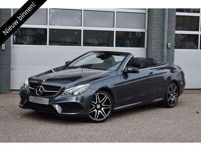 tweedehands Mercedes 400 E-Klasse CabrioletAMG | Rijassistentie+ | Comand | Prestige Sport Edition
