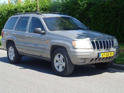 tweedehands Jeep Grand Cherokee 4.0i Limited
