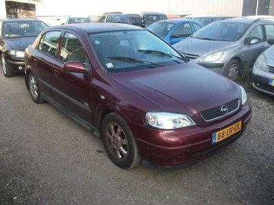 tweedehands Opel Astra 1.6 Njoy airco/clima 2003 1.6-8V