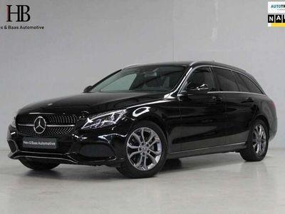 tweedehands Mercedes C180 Estate Ambition Distronic/Panoramadak/Head-up/Trek