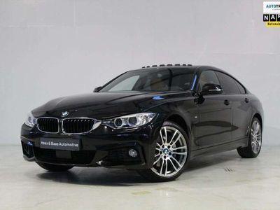 tweedehands BMW 435 Gran Coupé 435d xDrive M Sport/schuifdak/Led/stoel
