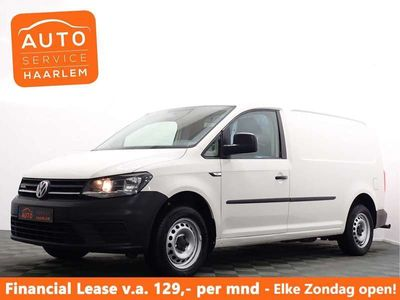 tweedehands VW Caddy Maxi 1.4 TGI L2 EcoFuel Comfortline Nw model- Dire