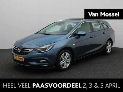 tweedehands Opel Astra Sports Tourer 1.6 BiTurbo Innovation | Leder | Navi | Cam | ECC | Schuifdak | LMV | PDC |