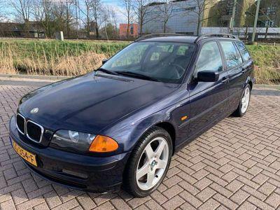 tweedehands BMW 318 318 Touring i APK,Trekhaak,Radio,LMvelgen,Schuifdak