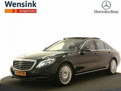 tweedehands Mercedes S500 Prestige Plus 4 Matic I Designo I Panorama schuifdak I Rijassistentie Plus I Nachtzicht I TV Tuner