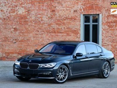 tweedehands BMW 740 7-serie Le xDrive iPerformance High Executive Full Options