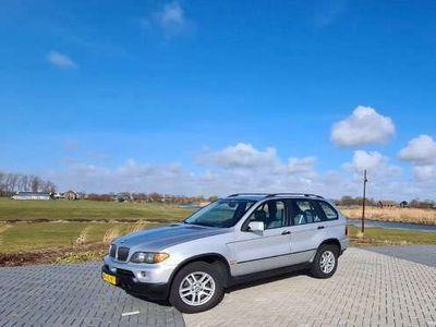tweedehands BMW X5 Rheine 3.0 D aut 2004 Grijs