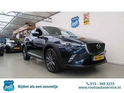 tweedehands Mazda CX-3 1.5 SkyActiv-D 105 SkyLease GT *BTW-AUTO*LEER*NAVI
