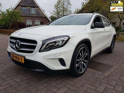 tweedehands Mercedes GLA180 d Lease Edition. NIEUWSTAAT. 93971 KM. NAP FULL OP