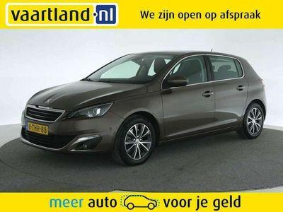 tweedehands Peugeot 308 1.6 THP BLue Lease Premium [ Pano Keyless Navi]