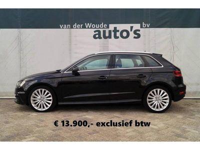 tweedehands Audi A3 Sportback 1.4 e-tron Ambition PL+ -PANO-NAVI-LED-