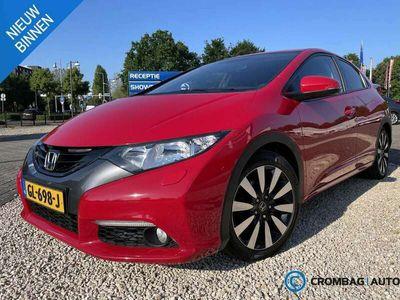 "tweedehands Honda Civic 1.6D Sport ECC-CLIMA NAVIGATIE CRUISE-CONTROL 17""L"
