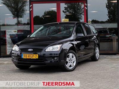 tweedehands Ford Focus Wagon 1.6-16V Trend Airco/5-DRS/Winterbandenset/Cruise/Elek.pakket