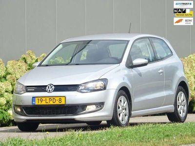 tweedehands VW Polo 1.2 TDI BlueMotion Sport _+ Climatic Cruise NL-Aut