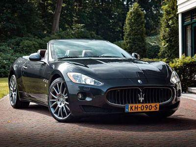 tweedehands Maserati GranCabrio 4.7 V8
