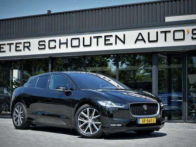 tweedehands Jaguar I-Pace EV400 First Edition | leder | Pano | Luchtvering |